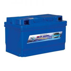 SF Sonic Flash Start 65Ah FS1440-DIN65LH Car Battery