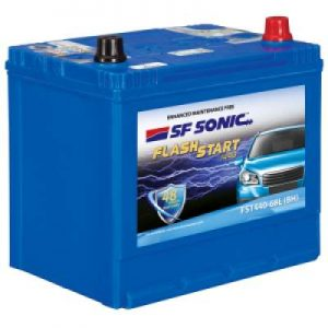 SF Sonic Flash Start 68Ah FS1440-68LBH Car Battery