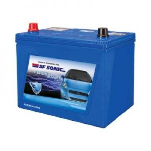 SF Sonic Flash Start 85Ah FS1080-105D31L Car Battery