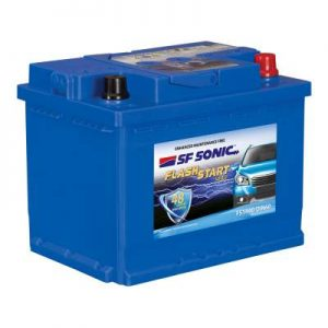 SF Sonic Flash Start FS1440 DIN60 Car Battery