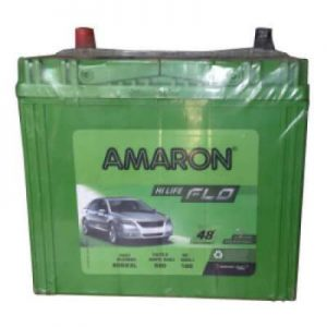 Amaron FLO AAM-FL-00080D23L 55Ah Car Battery
