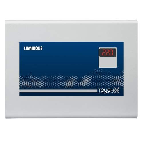 Luminous AC Stabilizer ToughX Silverline TA130D2 Triple Booster For 2 Ton AC
