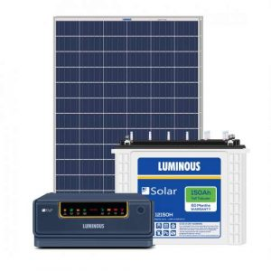 Luminous Solar NXG 1100 Off Grid Combo