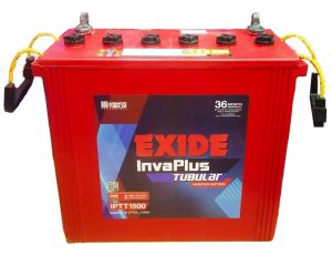 Exide Battery Chennai