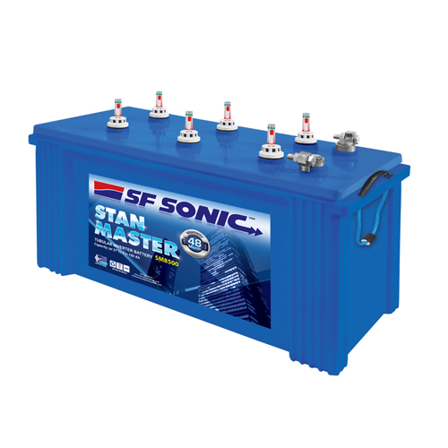 Sf Sonic Stan Master SM8500 Tubular Battery