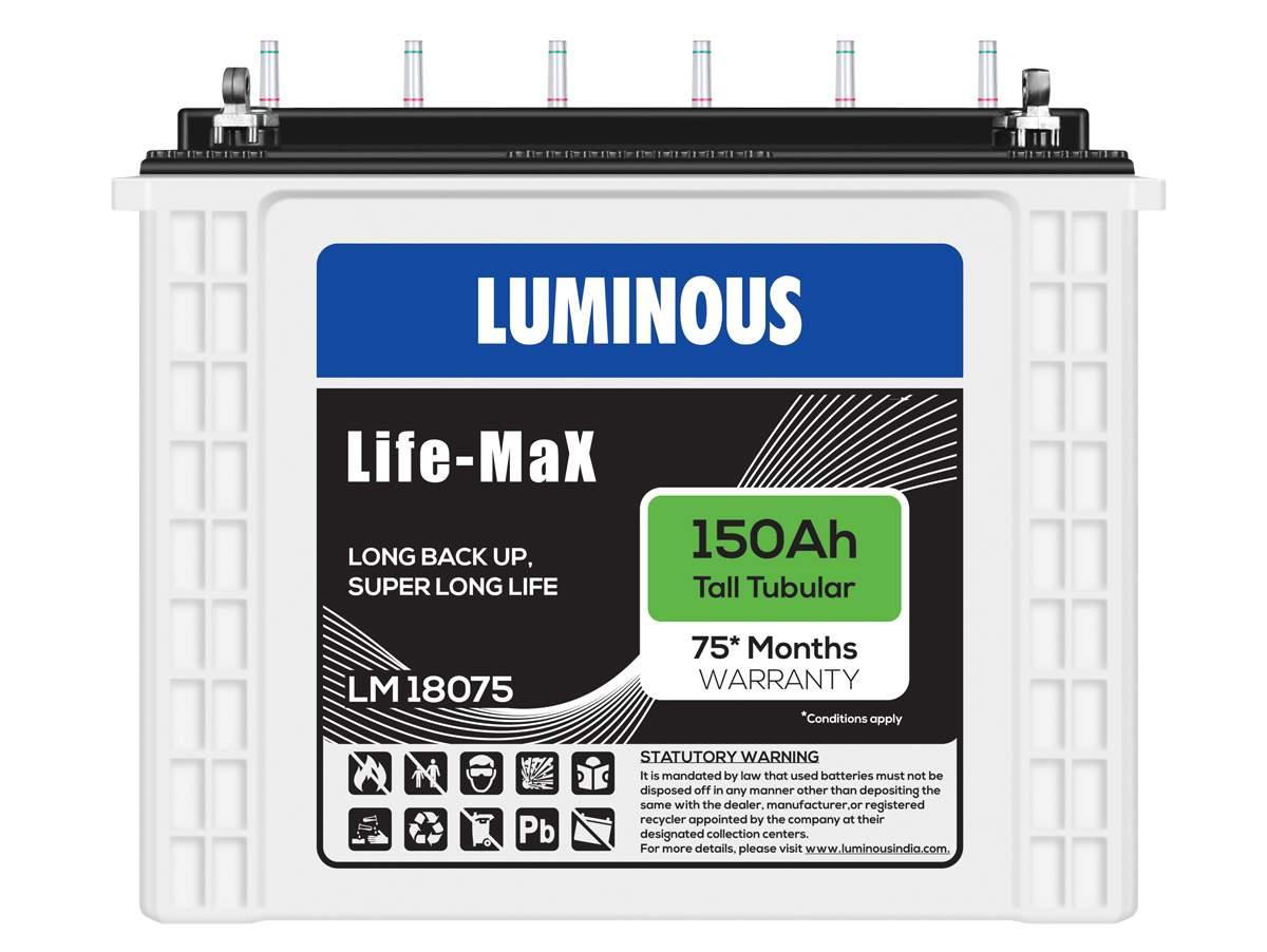 luminous life-max lm 18075