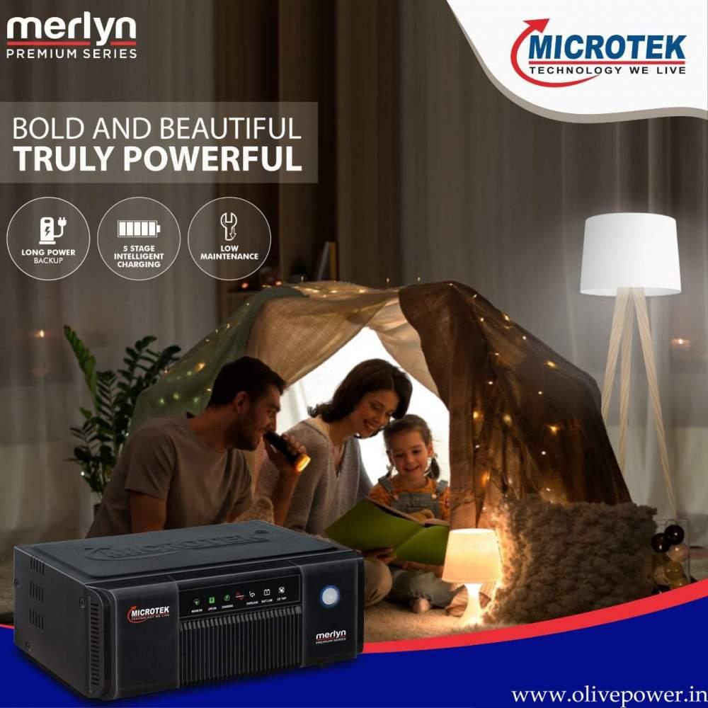 Microtek merlyn inverters