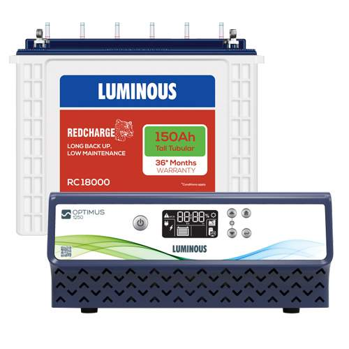 Luminous inverter price