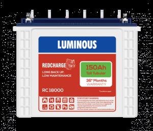 Luminous battery online
